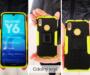 Pouzdro na mobil: hodili jsme mobil z výšky na zem. Jak si vedly ochranné kryty na mobil?